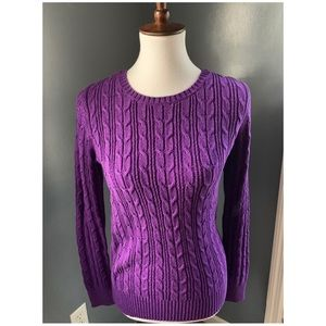 St Johns Bay knitted sweater